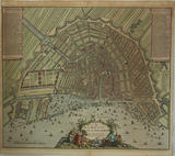 A New Map of the City of Amsterdam